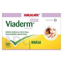 WALMARK VIADERM Beauty cps 1x30 ks