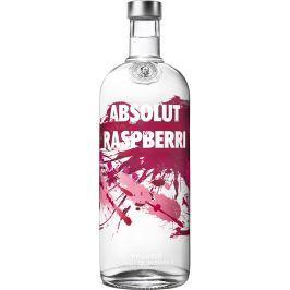 Absolut Raspberri 1l 40%