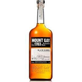 Mount Gay Black Barrel 43% 0,7l