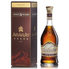 Ararat 5 ročné 40% 0,7l