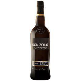 Don Zoilo Oloroso 12 ročné sherry 19% 0,75l