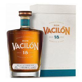 Ron Vacilón 18 ročný 40% 0,7l
