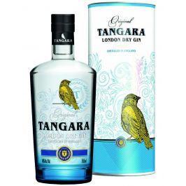 Tangara Gin v tube 40% 0,7l