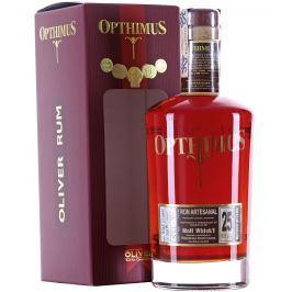 Opthimus 25 ročný Malt Whisky Finish 43% 0,7l
