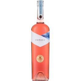Farsky - Pekné Víno - Dunaj 2018 Rosé 12% 0,75l