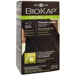 BIOKAP Nutricolor Delicato Brown Gentle Dye 4.00 140 ml