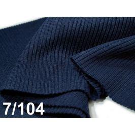 Úplety elastické polyesterové 15 x 80 cm Medieval Blue 10ks