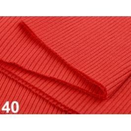 Úplety elastické polyesterové 15 x 80 cm Cherry Tomato 10ks