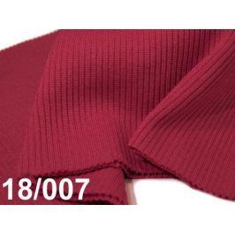 Úplety elastické polyesterové 15 x 80 cm Rio Red 50ks