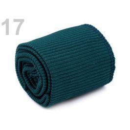 Úplety elastické polyesterové sada petrolejová 1sada