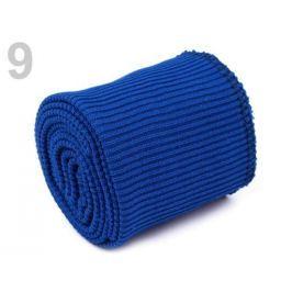Úplety elastické polyesterové sada modrá královská 1sada