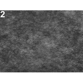 Novopast 20+15g/m2 šírka 90 cm netk. textilia nažehlovacia Pewter 3m