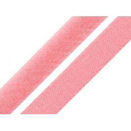 Suchý zips šírka 20mm ružový komplet Peach Pearl 100m Stoklasa