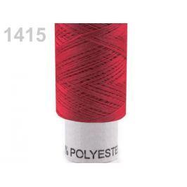 Nite polyesterové návin 100m RIBBON 14,8x2 Rumba Red 10ks