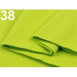 Úplety elastické rebrované - 16x80 cm Tender Shoots 1ks