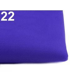Tyl odevný PAD na krinolínu Dazzling Blue 2m