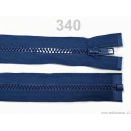 Kostený zips šírka 5 mm dĺžka 30 cm bundový aquazon 25ks Stoklasa