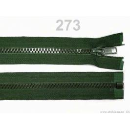 Kostený zips šírka 5 mm dĺžka 30 cm bundový June Bug 100ks Stoklasa