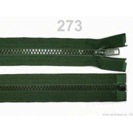 Kostený zips šírka 5 mm dĺžka 60 cm bundový June Bug 25ks Stoklasa