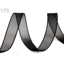 Monofilová stuha šírka 9 mm Black 27m Stoklasa