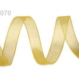 Monofilová stuha šírka 9 mm Sunset Gold 27m Stoklasa