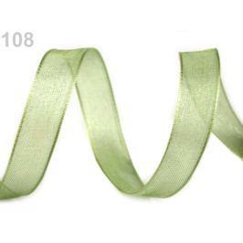 Monofilová stuha šírka 9 mm Bright LimeGreen 270m Stoklasa