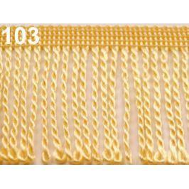 Strapce šírka 60 mm žltá kukurica 25m