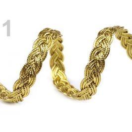 Leonský prámik vrkoče zlaté / strieborné / čierne Aspen Gold 17m Stoklasa