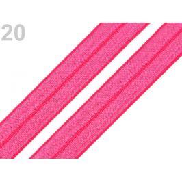 Guma lemovacia šírka 18mm Sachet Pink 25m Stoklasa
