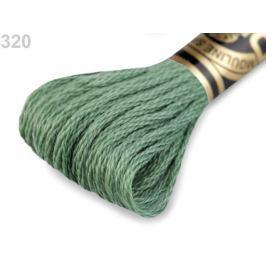 Vyšívacia priadza DMC Mouliné Spécial Cotton fluorit 1ks