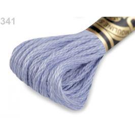 Vyšívacia priadza DMC Mouliné Spécial Cotton fialová sv. 1ks