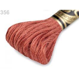 Vyšívacia priadza DMC Mouliné Spécial Cotton Copper 1ks