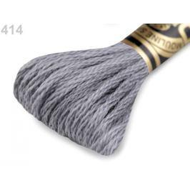 Vyšívacia priadza DMC Mouliné Spécial Cotton Zinc 1ks