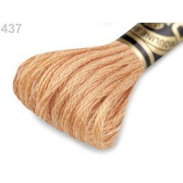 Vyšívacia priadza DMC Mouliné Spécial Cotton topaz light 1ks
