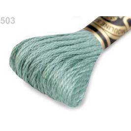 Vyšívacia priadza DMC Mouliné Spécial Cotton Aqua Haze 1ks
