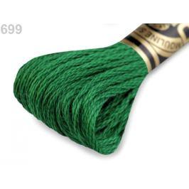 Vyšívacia priadza DMC Mouliné Spécial Cotton Fern Green 1ks