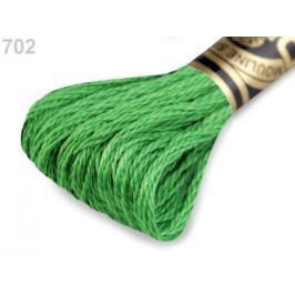 Vyšívacia priadza DMC Mouliné Spécial Cotton Jasmine Green 1ks