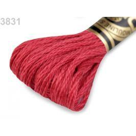 Vyšívacia priadza DMC Mouliné Spécial Cotton Aurora Red 1ks