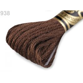 Vyšívacia priadza DMC Mouliné Spécial Cotton sigaro 1ks