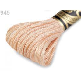 Vyšívacia priadza DMC Mouliné Spécial Cotton bambus sv. 1ks