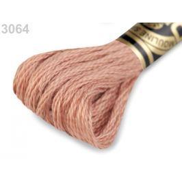 Vyšívacia priadza DMC Mouliné Spécial Cotton avanturín zl. 1ks