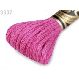 Vyšívacia priadza DMC Mouliné Spécial Cotton ružovofialová 1ks
