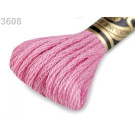 Vyšívacia priadza DMC Mouliné Spécial Cotton Rosebloom 1ks