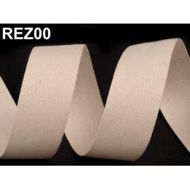 Keprovka - tkaloun  šírka 30 mm režná svetlá 50m