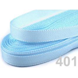 Stuha taftová šírka 6mm modrá sv. 10m
