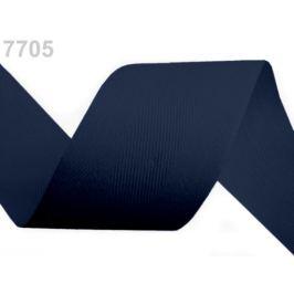 Keprovka - tkaloun  šírka 50 mm modrá parížska 50m