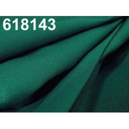 Nažehlovacie záplaty textilné 17x45 cm zelený tyrkys 1ks