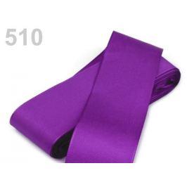 Stuha taftová šírka 40mm fialová purpura 10m