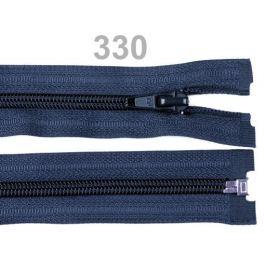 Špirálový zips šírka 5 mm dĺžka 65 cm bundový POL Eclipse 1ks