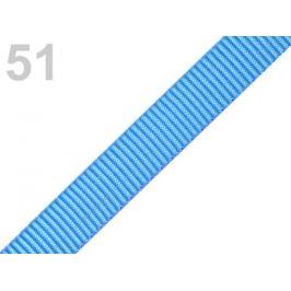 Popruh polypropylénový šírka 15 mm modrá sýta 5m